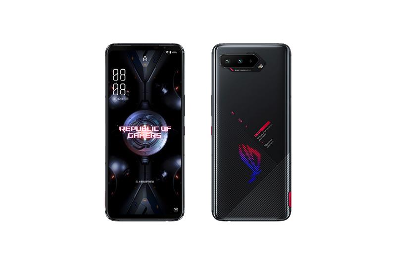 ASUS Tencent ROG Game Phone 5 Phantom Black