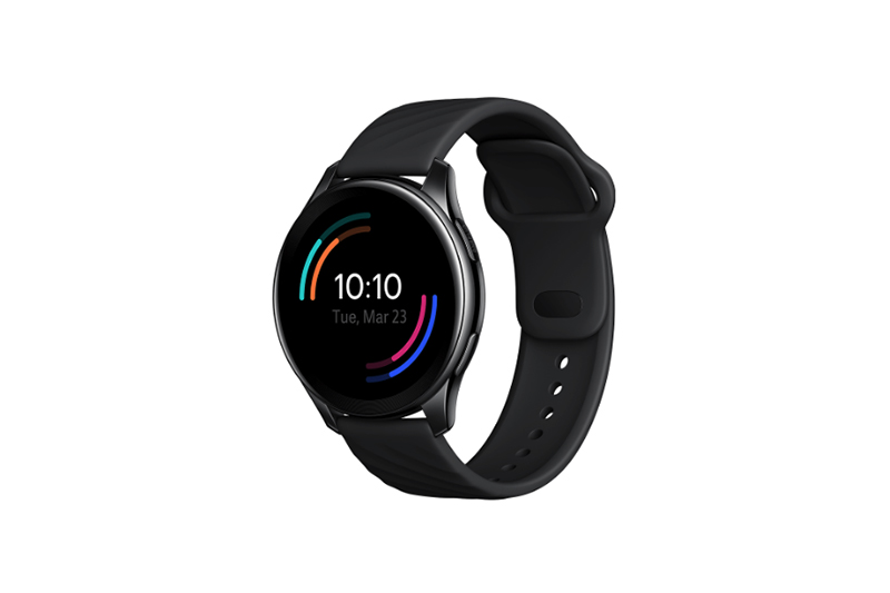 OnePlus Watch Midnight Black