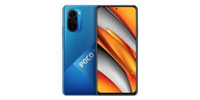 Xiaomi POCO F3 Deep Ocean Blue