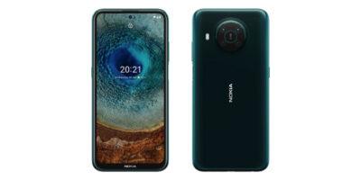Nokia X10 Forest