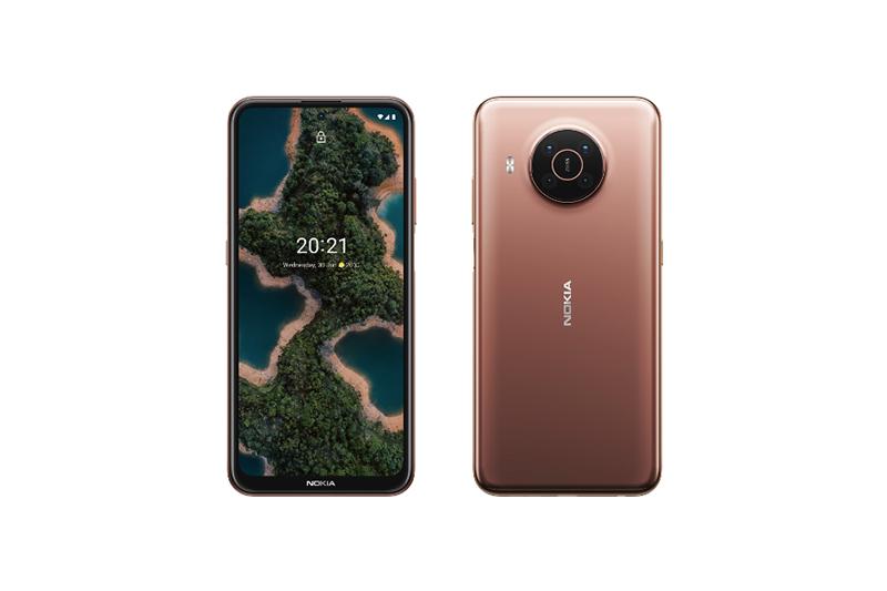 Nokia X20 Midnight Sun