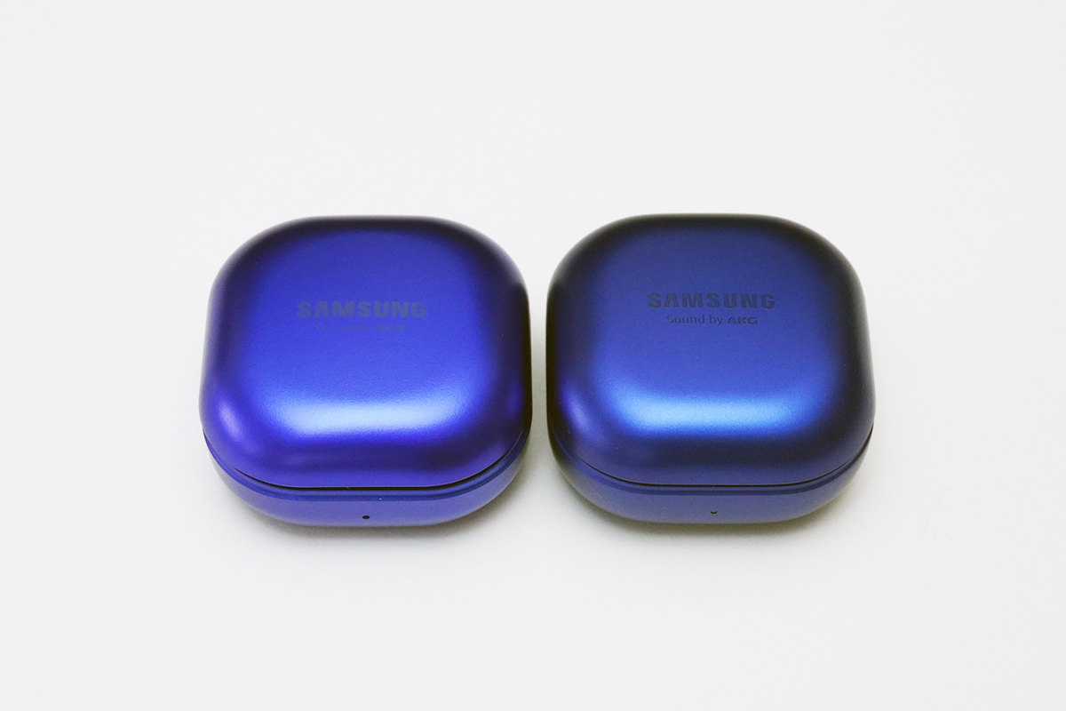 Samsung Galaxy Buds Liveの充電ケース