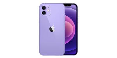 Apple iPhone 12 パープル