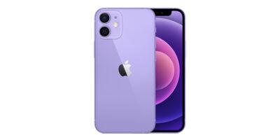 Apple iPhone 12 mini パープル