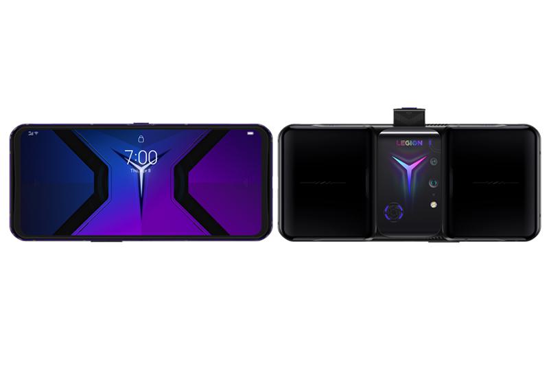 Lenovo Legion Phone Duel 2 Ultimate Black