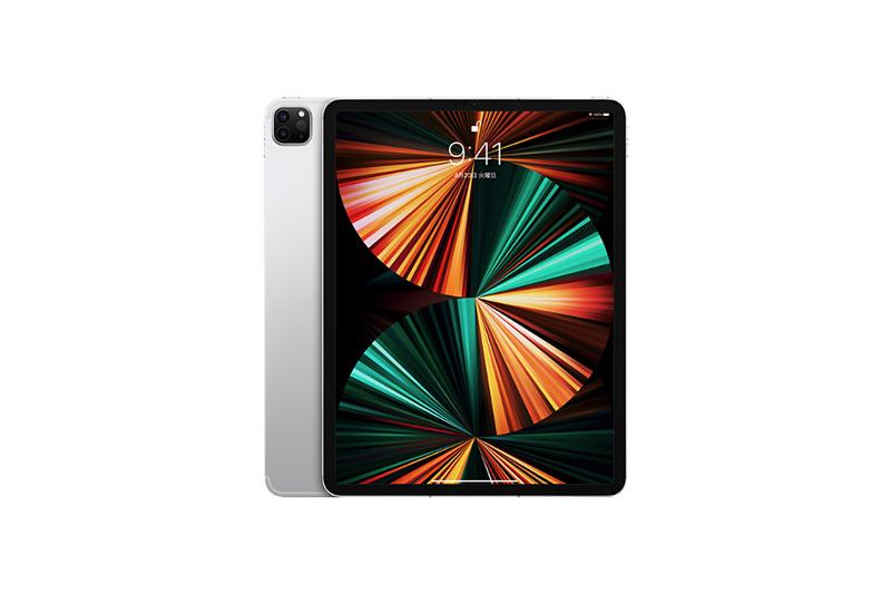 Apple iPad Pro 12.9インチ(第5世代) シルバー