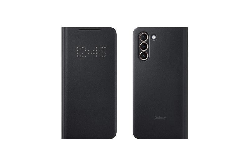 Smart LED VIew Cover(Galaxy S21 5G用)ブラック 国内版