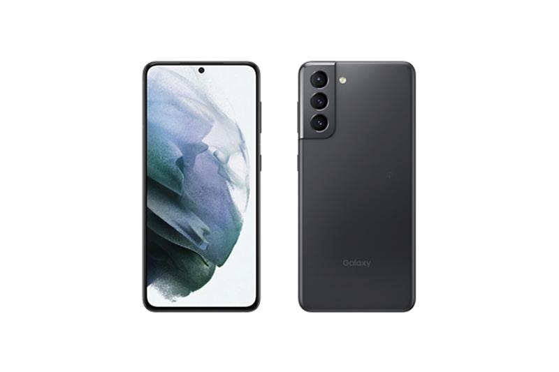 au Galaxy S21 5G SCG09 ファントムグレー
