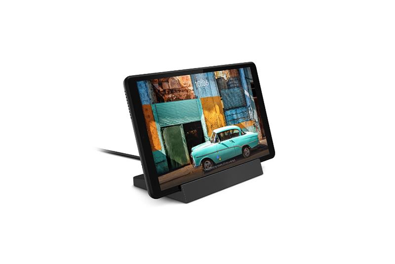 Lenovo Smart Tab M8 アイアングレー