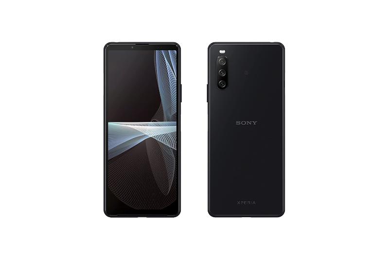 Sony Xperia 10 III Black