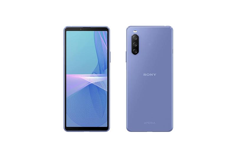 Sony Xperia 10 III Blue