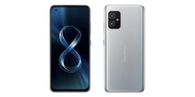 ASUS Zenfone 8 Horizon Silver