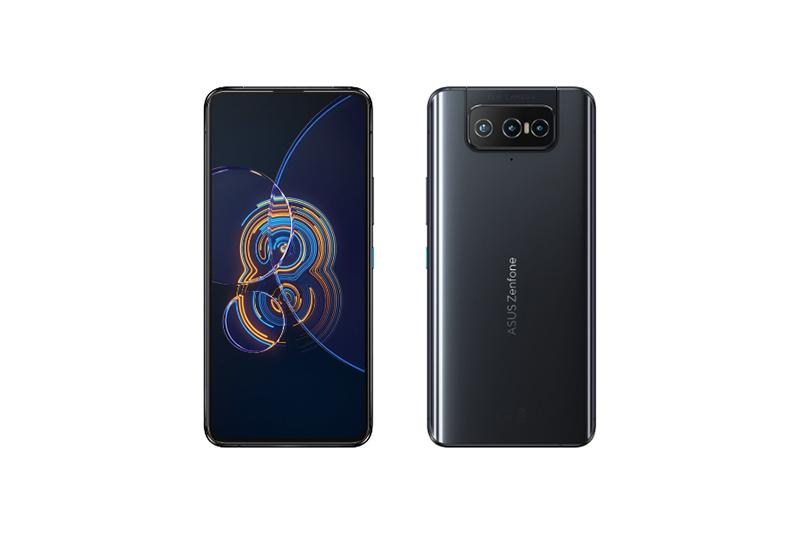 ASUS Zenfone 8 Flip Galactic Black