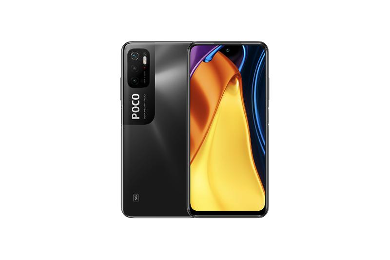 Xiaomi POCO M3 Pro 5G Power Black