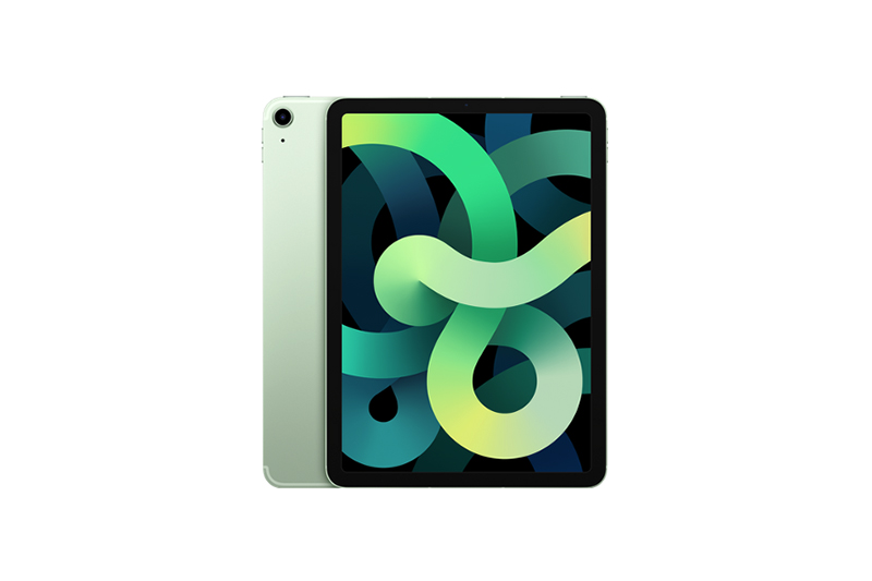 Apple iPad Air(第4世代) Wi-Fi+Cellularモデル グリーン