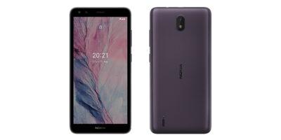 Nokia C01 Plus Purple