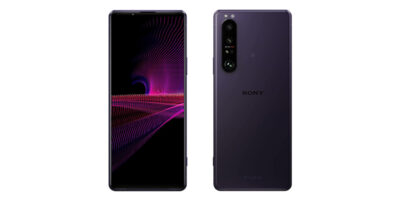 Sony Xperia 1 III Frosted Purple