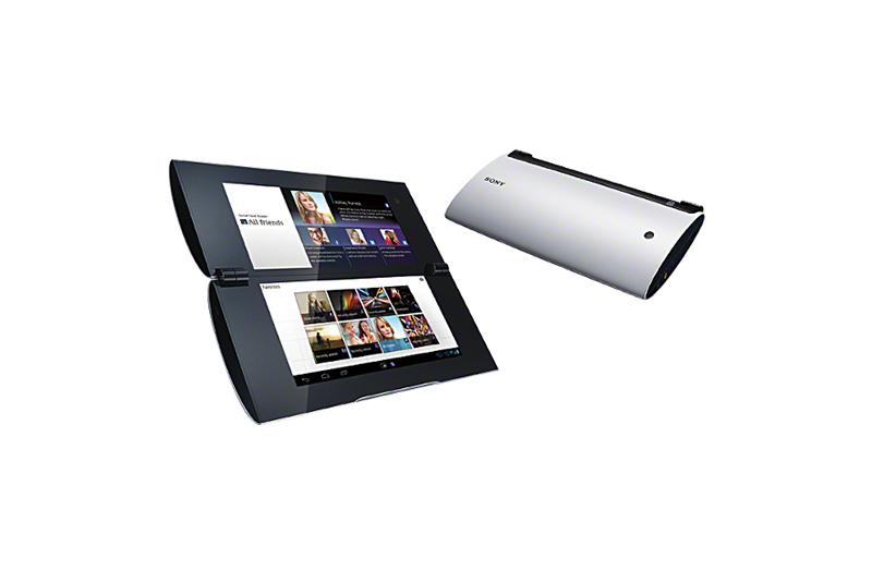 Sony Tablet P シルバー