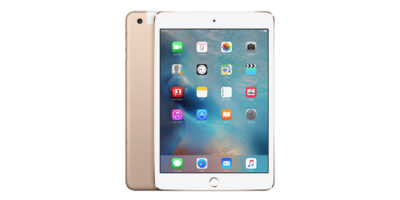 Apple iPad mini(第4世代) セルラーモデル ゴールド