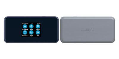 ソフトバンク Pocket WiFi 5G A101ZT ネイビー