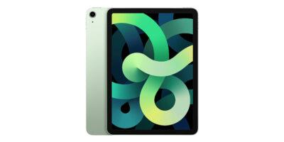 Apple iPad Air(第4世代) Wi-Fiモデル グリーン