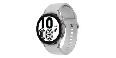 Samsung Galaxy Watch4 Silver