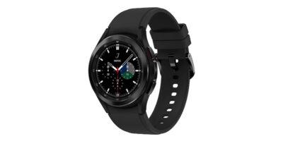 Samsung Galaxy Watch4 Classic Black