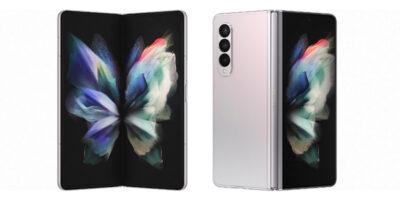 Samsung Galaxy Z Fold3 5G Phantom Silver