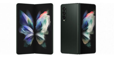 Samsung Galaxy Z Fold3 5G Phantom Green