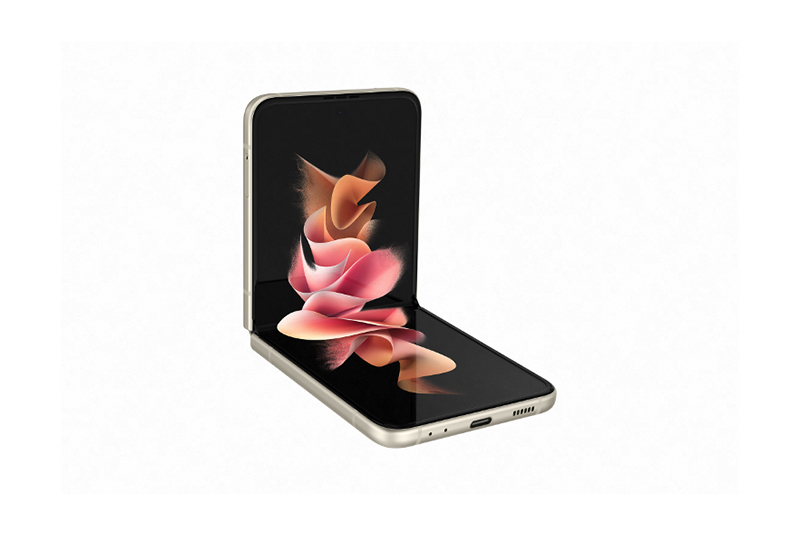 Samsung Galaxy Z Flip3 5G Cream
