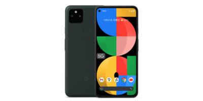 Google Pixel 5a (5G) モーストリーブラック