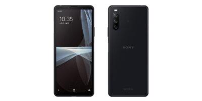 Sony Xperia 10 III Lite XQ-BT44 ブラック