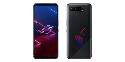 ASUS ROG Phone 5s Phantom Black