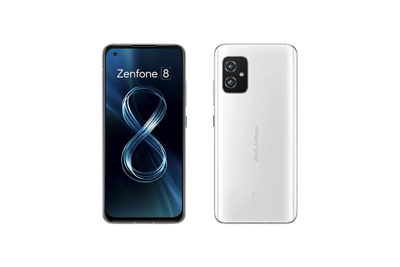 ASUS Zenfone 8 ムーンライトホワイト