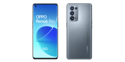 OPPO Reno 6 Pro 5G Lunar Gray