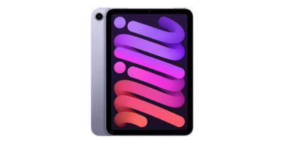 Apple iPad mini(第6世代) Wi-Fiモデル パープル