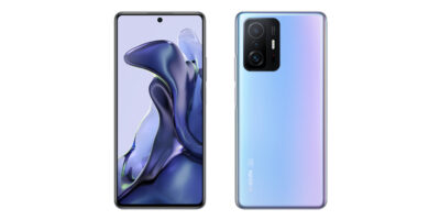 Xiaomi 11T Celestial Blue