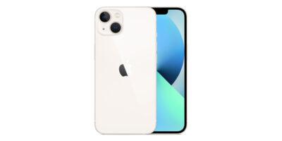 Apple iPhone 13 スターライト