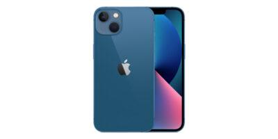 Apple iPhone 13 ブルー