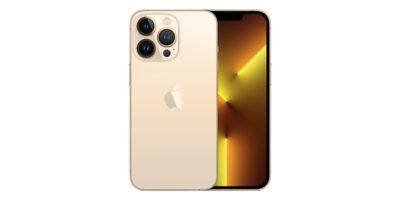 Apple iPhone 13 Pro ゴールド