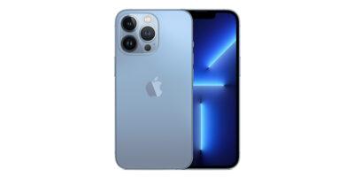 Apple iPhone 13 Pro シエラブルー