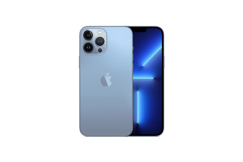 Apple iPhone 13 Pro Max シエラブルー