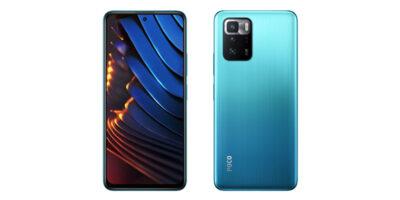 Xiaomi POCO X3 GT Wave Blue