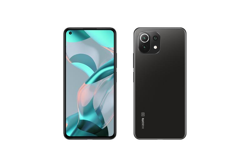 Xiaomi 11 Lite 5G NE Truffle Black