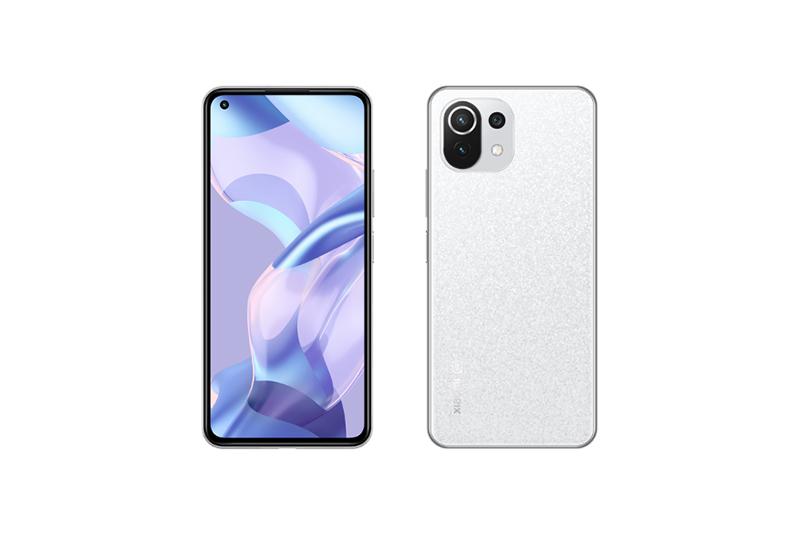 Xiaomi 11 Lite 5G NE Snowflake White