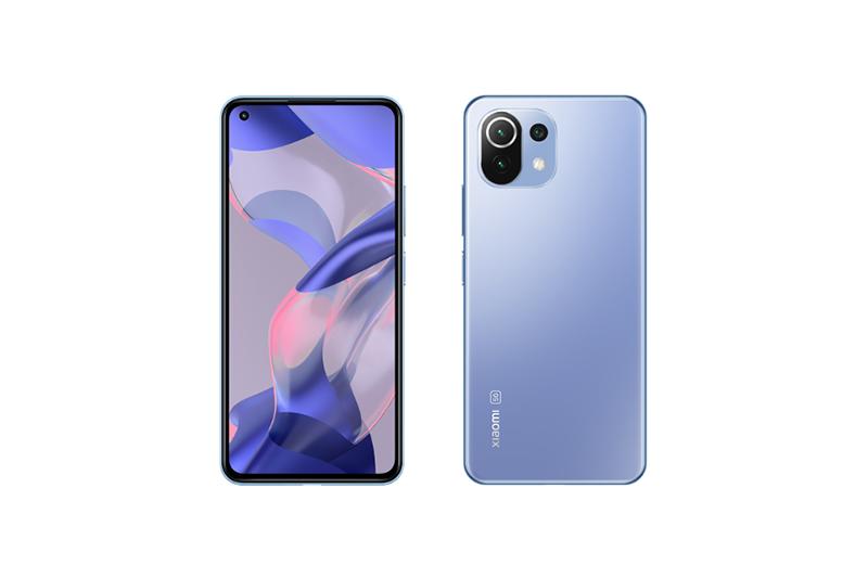 Xiaomi 11 Lite 5G NE Bubblegum Blue