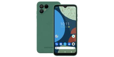 Fairphone 4 Green
