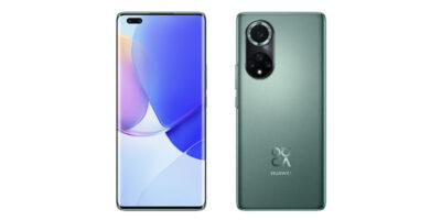 Huawei nova 9 Pro Green