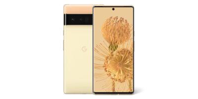 Google Pixel 6 Pro ソータサニー