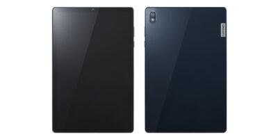ソフトバンク Lenovo TAB6 アビスブルー